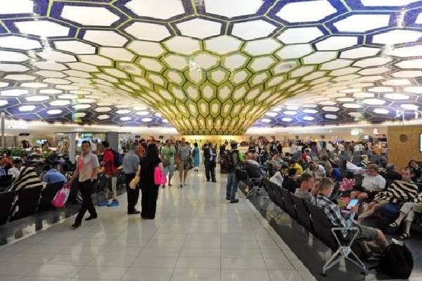 Man Boozed and Sleep at abu Dhabi Airport Missed india Flight