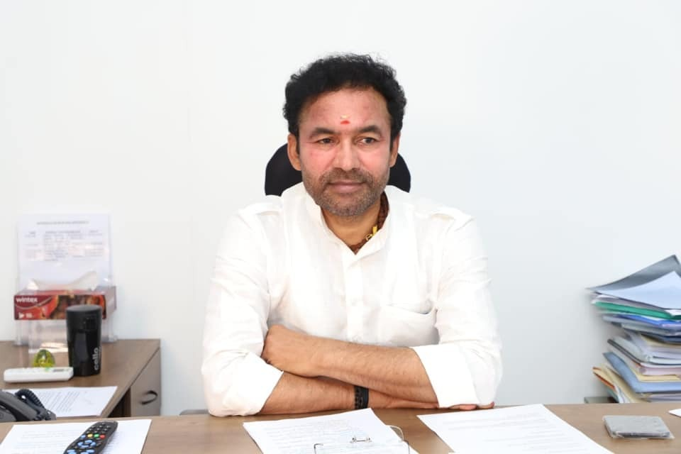Red sandal smuggling increased in recent time says Kishan Reddy