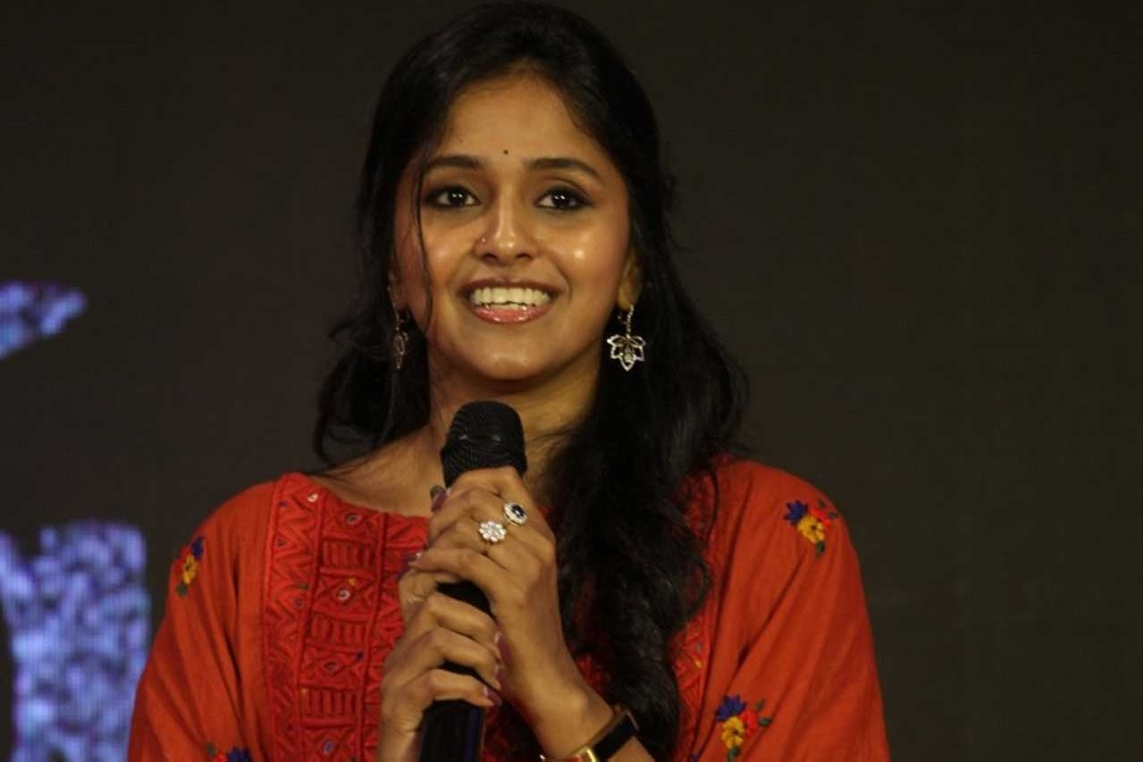 Singer Smitha said that she got Corona from an electrician