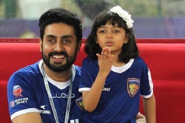 Abhisheik Loss Some Movies Because of Aradhya