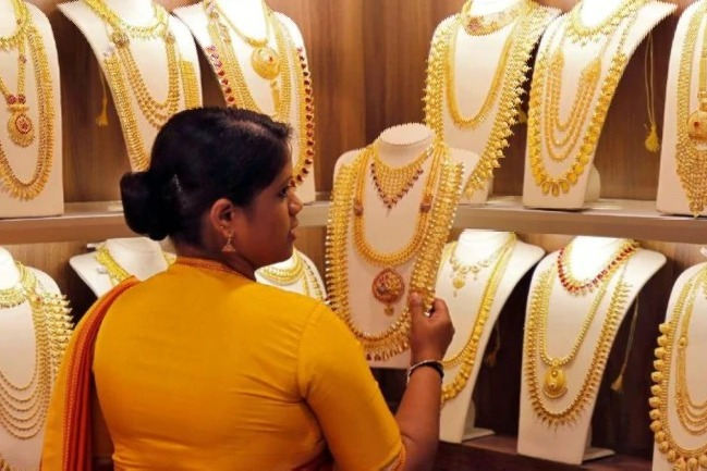 Gold Price Down Gradually