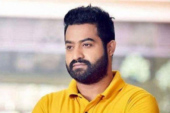 Junior NTR dance video going viral in social media