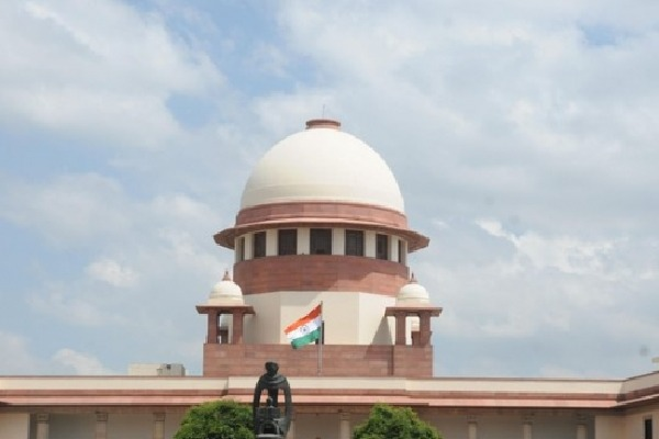 AP govt files petition in supreme court in Nimmagadda issue