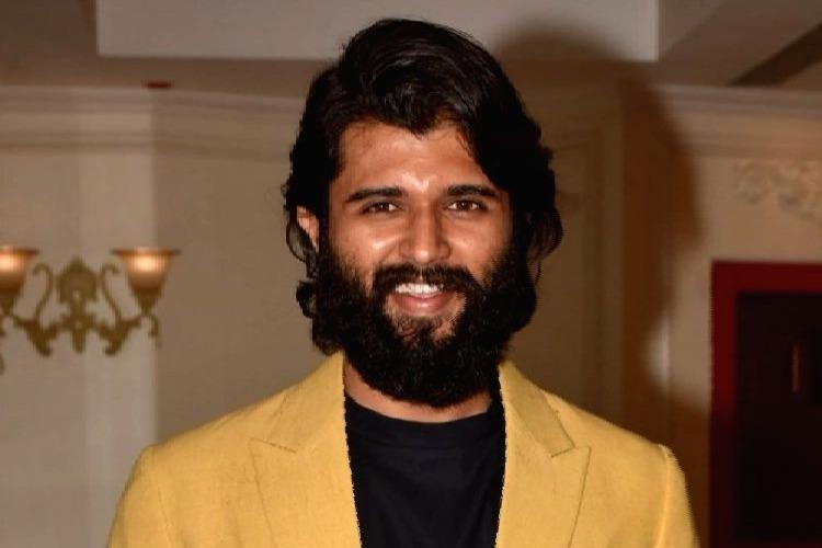 Vijay Devarakonda starts weight reduction challenge