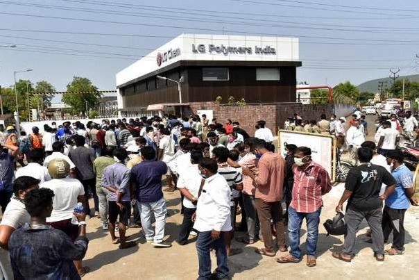 High power committee submits report to Jagan on LG Polymers incident