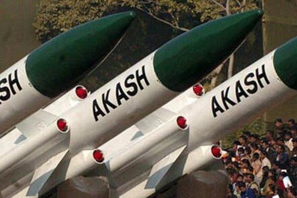 India deploys surface to air missiles at border