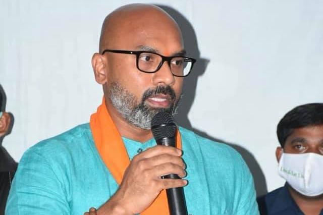 MP Aravind fires on Kalvakuntla Kavitha and other TRS leaders
