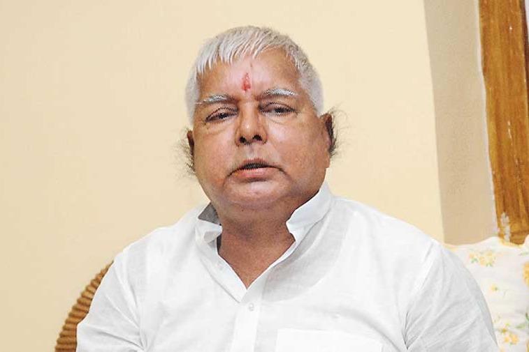 Lalu Prasad Yadav hospitalised