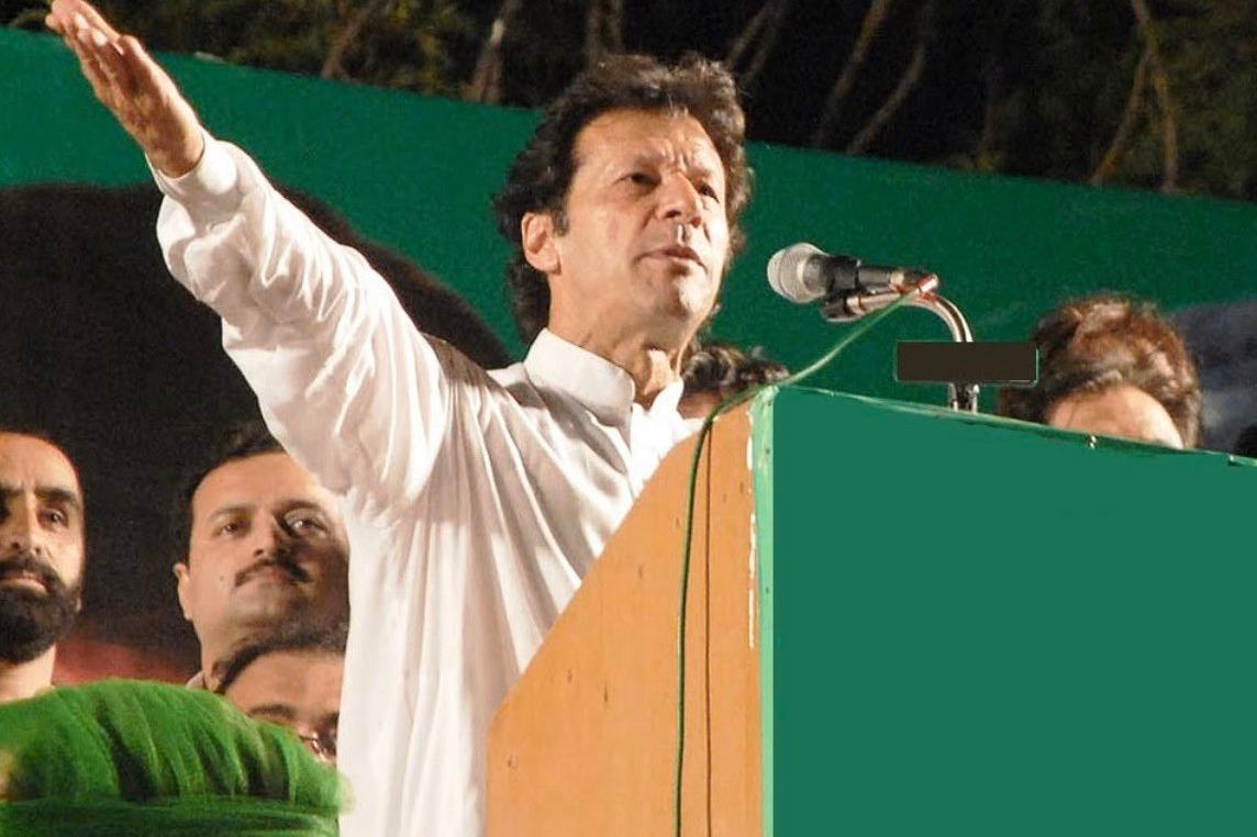 Imran Khan makes serious allegations on India