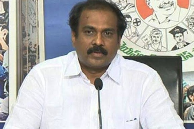 Nimmagadda Ramesh intention is to damage YSRCP govt says Kannababu