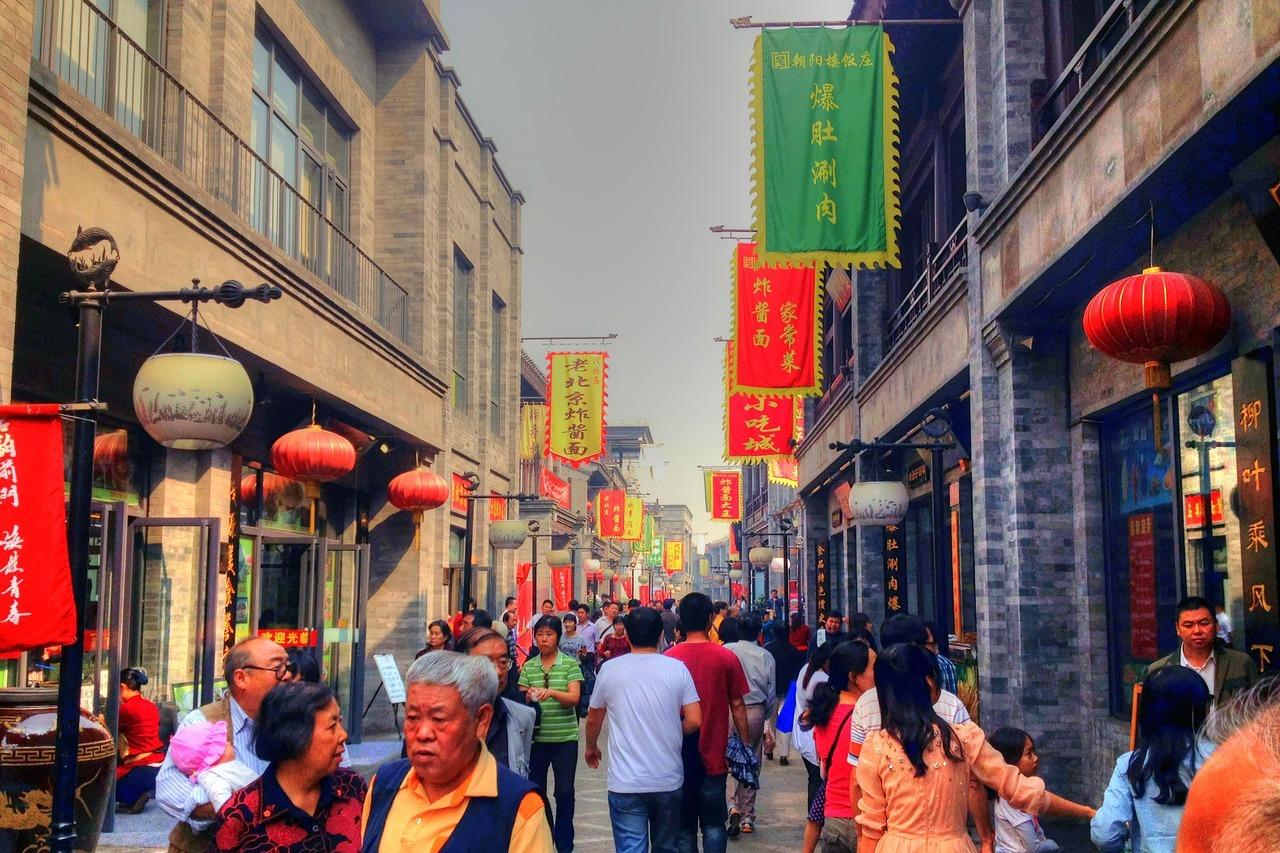Beijing Shuts Down Over Corona Virus Out Break