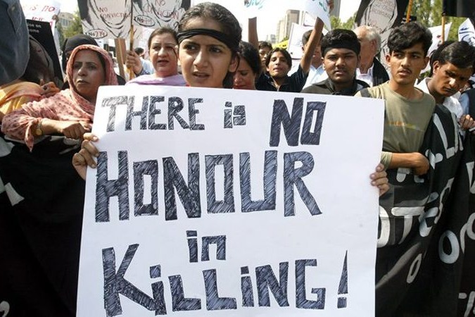 Honor Killing in Pakistan as nine years old boy shoot his aunt