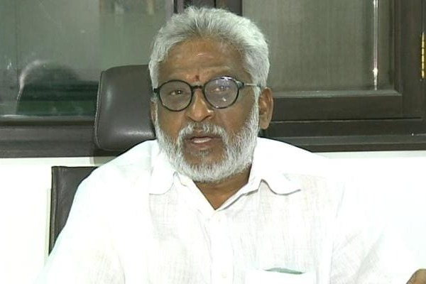 YV Subba Reddy says some pdf files circulate in the name of YS Vijayamma book are false