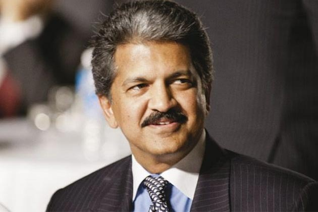 Anand Mahindra Thinks This Vehicle Would Be Perfect For Mumbai Traffic