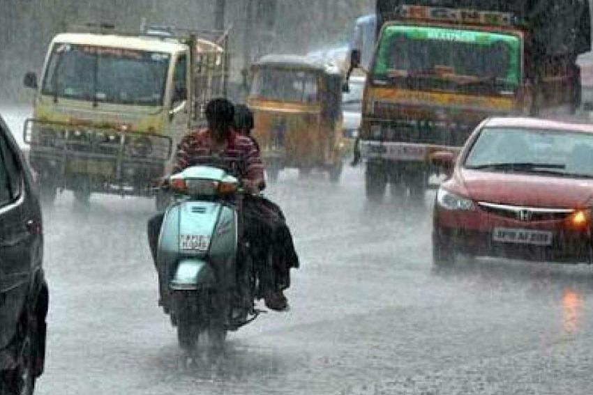 Rain Allert for 24 Hours