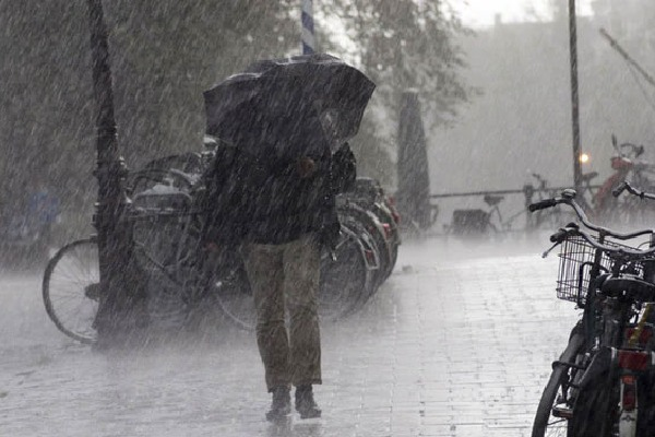 Heavy rains forecast in Telangana for another three days
