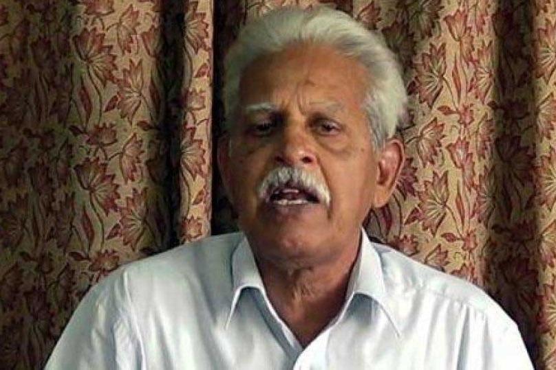 Varavara Rao Health Condition Serious in Mumbai Jail