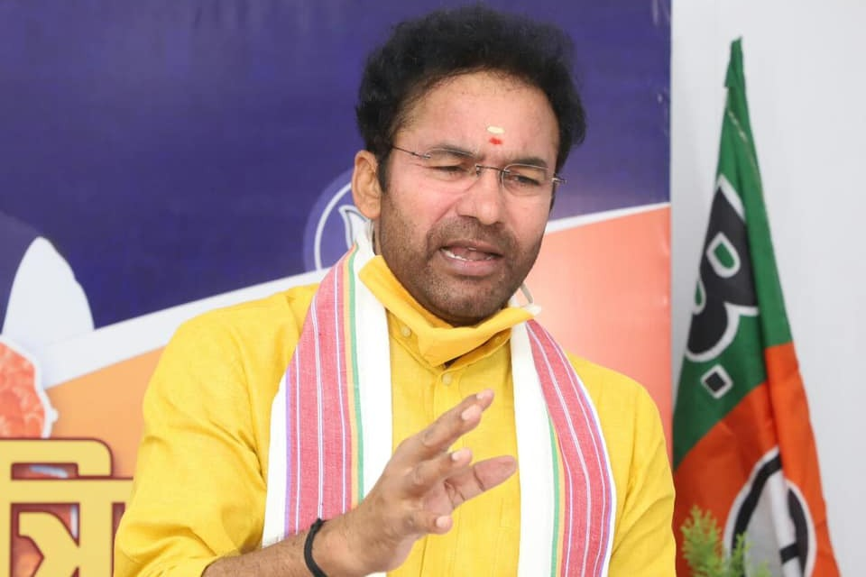 Power is not permanent to any one says Kishan Reddy