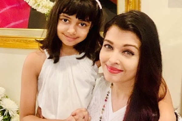aishwaray first post after discharging from hospital