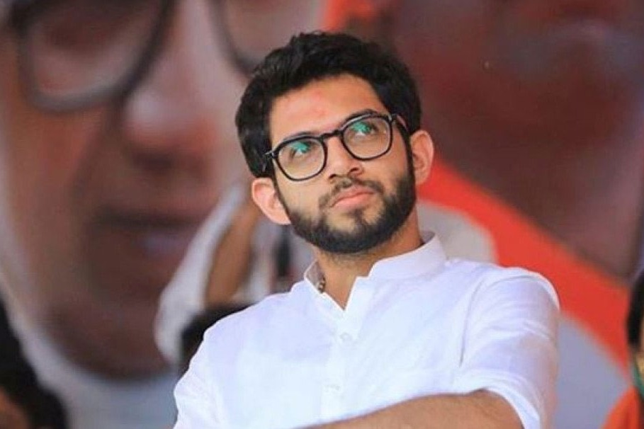 Aditya Thackeray slams bjp