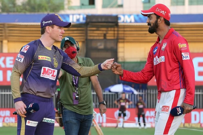 Kings XI Punjab won the toss against Kolkata Knight Rider