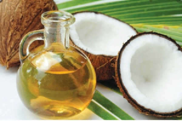 Coconut oil against corona virus