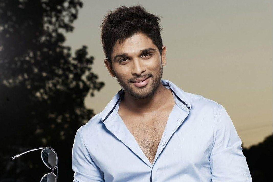 We are here just because of this poor farmer says Allu Arjun