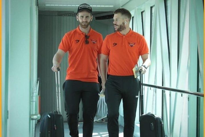 David Warner says Kane Williamson will play for SRH in next season too