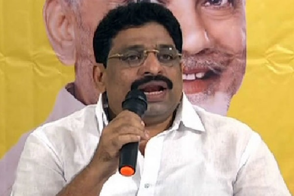 He is going to Delhi with the fears of arrest says Budda Venkanna