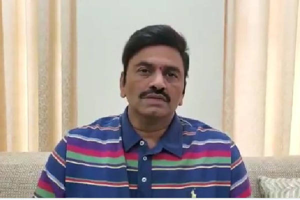 MP Raghurama Krishnaraju slams AP Government over liquor policy