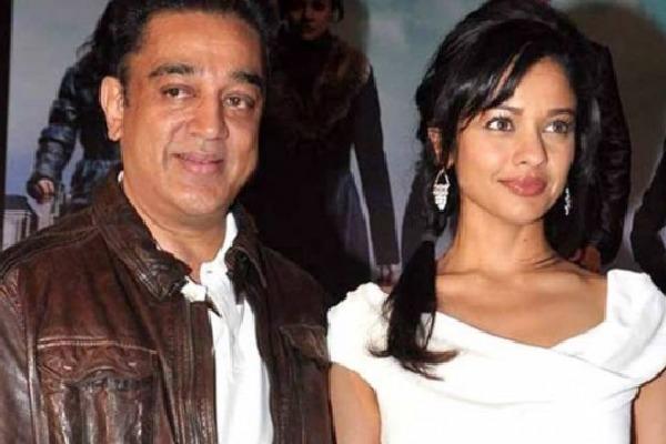 Actress Pooja Kumar gives clarity on dating with Kamal Haasan