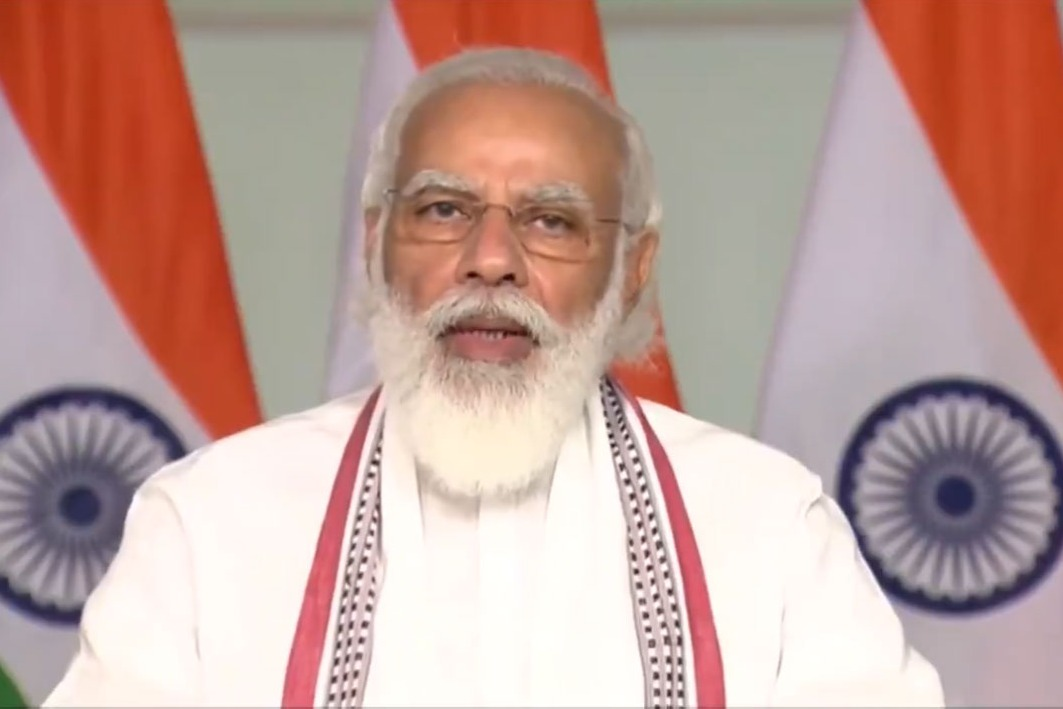 PM Modi says Scandals have become an integral part of political culture