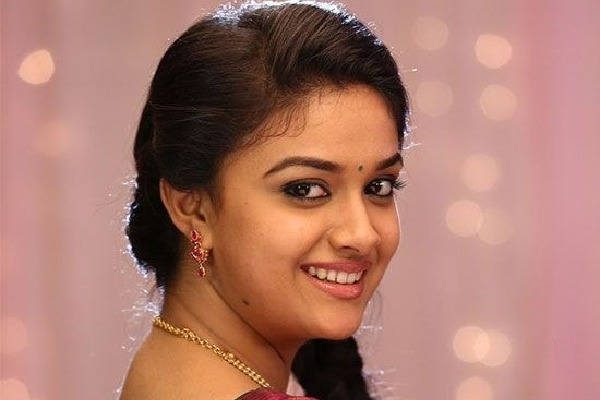 Keerti Suresh put off weight for Miss India film