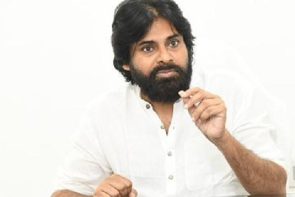 Pawan Kalyan questions AP government on Law Nestam