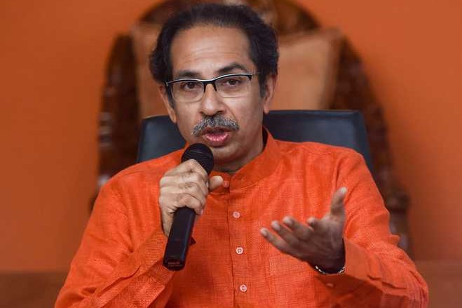 CM Udhav Thackeray says they will merge Marathi speaking places of Karnataka into Maharashtra