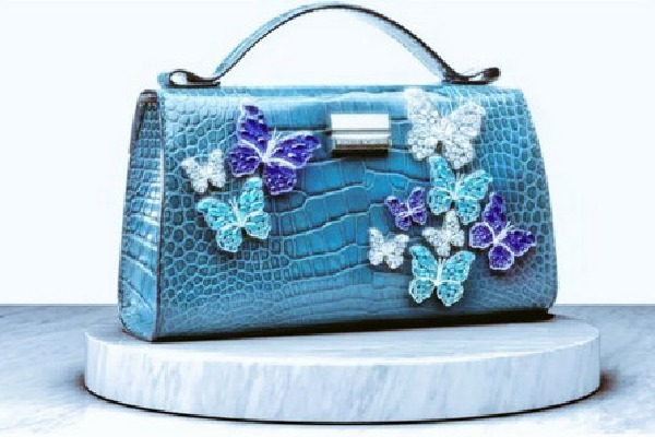 Here it is most expensive hand bag by Boarini Milanesi