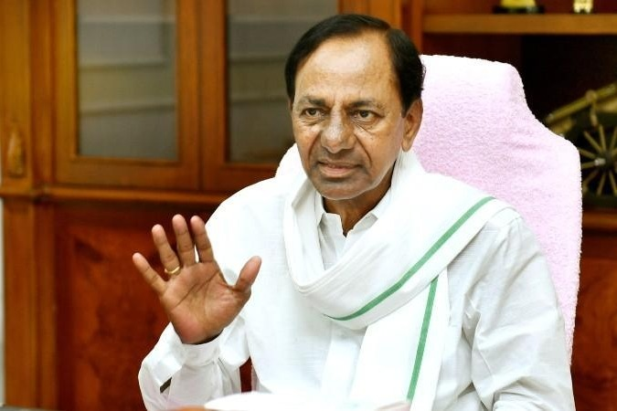 CM KCR  will hold a high level emergency review meeting at 3 PM today