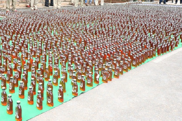AP Government brings new GO to restrict illegal liquor transport