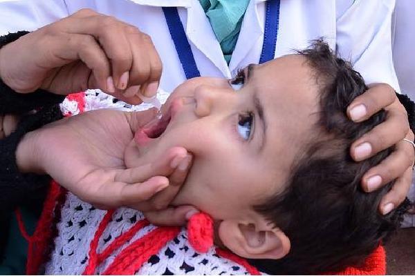 Polio immunisation postponed due to Corona vaccination