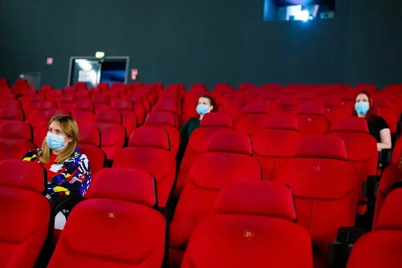 Movie Theaters Reopened in 14 States