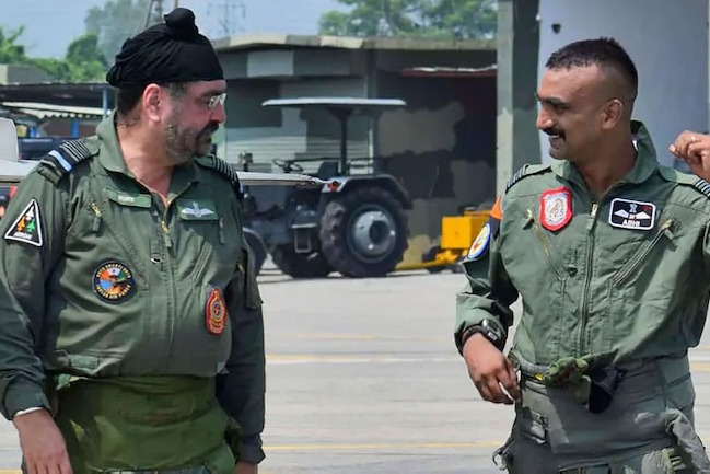 Was Ready To Wipe Out Pak Brigades says BS Dhanoa
