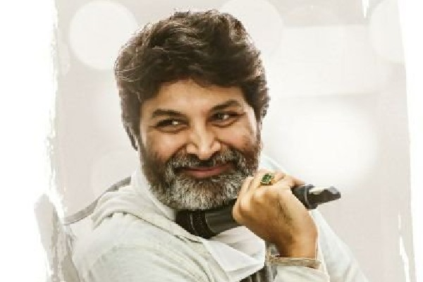 Trivikram Srinivas works for Pawan Kalyans movie