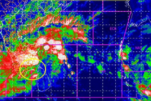 IMD says Burevi weakened into Deep Depression