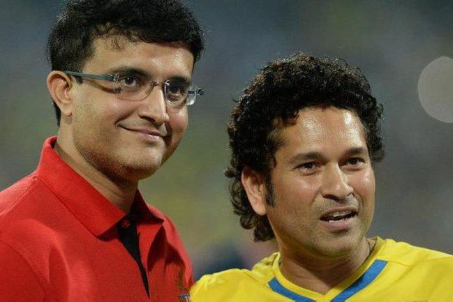 Sourav Ganguly Reveals Why Sachin Tendulkar Wouldnt Take Strike In ODIs