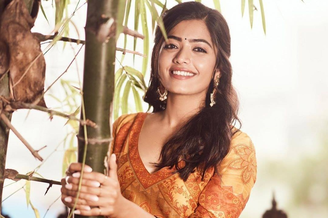 Rashmika to play heroine opposite Ram Charan
