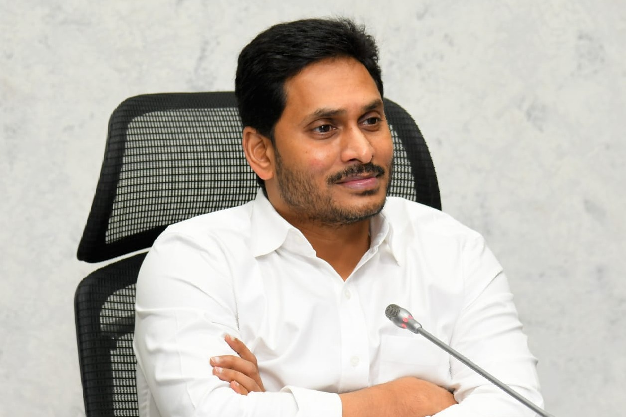 Jagan to observe Corona vaccination in Vijayawada