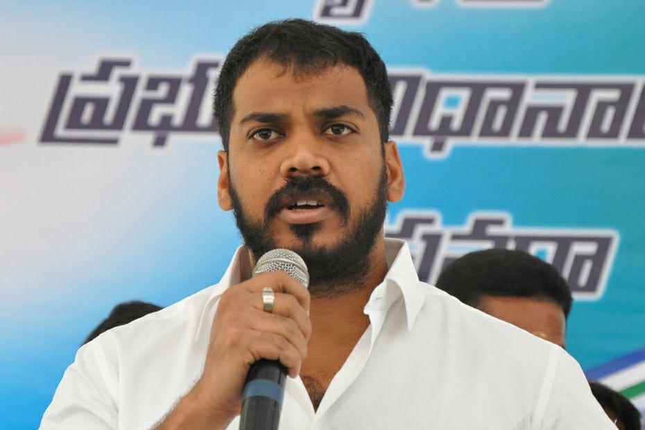 Minister Anil Kumar slams Chandrababu in Polavaram issue