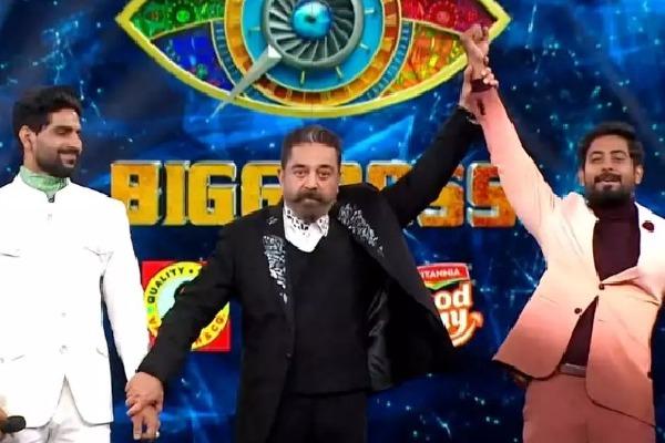 Tamil Biggboss Season 4 Winner Ari Arjuna
