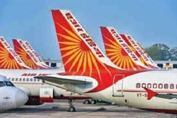 Hongkong Banned Air India