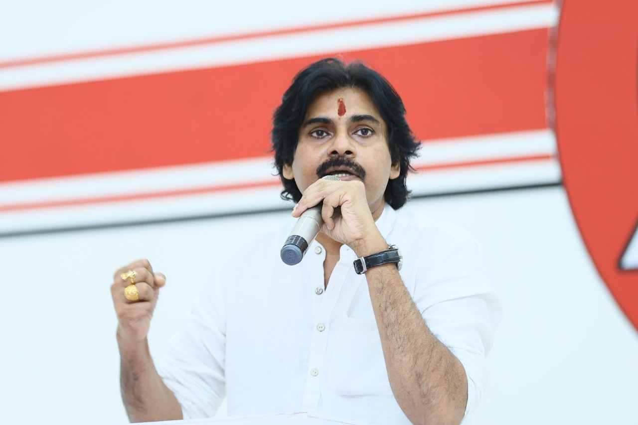 Janasena is ready to contest in GHMC elections says Pawan Kalyan